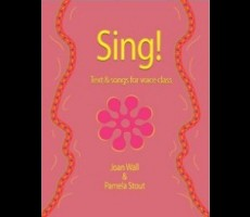 Sing! Song & Text for Voice Class