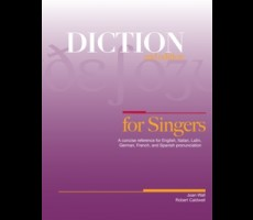Diction For Singers, 2nd Ed