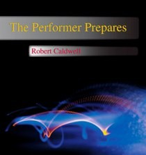 book for stage fright, performance anxiety, and stage presence